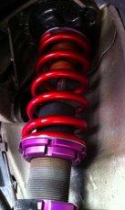 画像2: TEZZO 全長調整式車高調 for 156 (2.5L/GTA) (16.09.09 更新) (2)