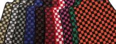 画像1: TEZZO Style フロアマット for アルファロメオ 147GTA MT 左ハンドル専用(5枚セット) (15.01.05 更新) (1)