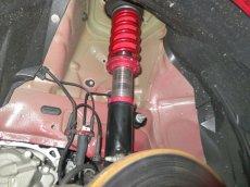 アバルト500/595/695の全長調整式車高調