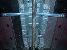 画像2: TB推奨 フレームブレース センター用 for アバルト500/595/695 (2)