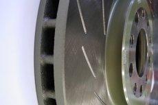 画像3: T.BASE推奨 スペシャルブレーキディスクローター for アバルト500 (3)