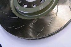 画像2: T.BASE推奨 スペシャルブレーキディスクローター for アバルト500 (2)
