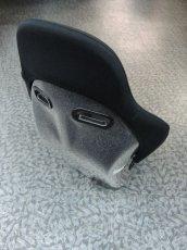 画像2: TEZZOアバルト124スパイダー専用バケットシートキット (2)