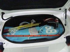 画像2: TEZZO BASEゴルフバッグ収納可能改造 forアバルト124スパイダー(19.06.25 更新) (2)