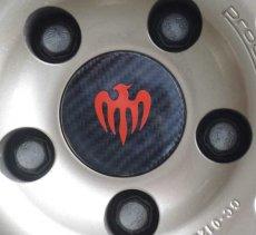 画像2: 【販売開始】TEZZOカーボンセンターキャップ(TEZZOプロドライブホイール専用(190525更新) (2)