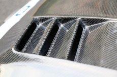 画像5: TEZZO RT1カーボンボンネットforアバルト500/595(取付工賃込) (5)