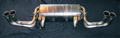 画像2: TEZZO F-Titanium for 360 超軽量フルチタンマフラー (for フェラーリ360モデナ) 《14.05.01 更新》