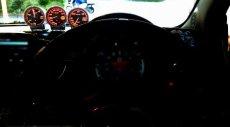 画像2: TEZZO BASE 3連追加メーターキット forアバルト500/595  (2)