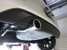 画像2: 【新規制車検対応】フォルクスワーゲン up! GTI lxy スポーツマフラーby TEZZO (2)