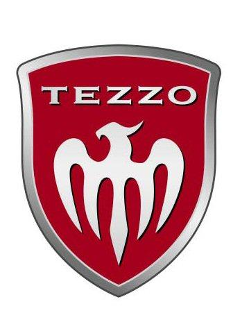 画像1: TEZZO オリジナルエンブレムステッカー (1)