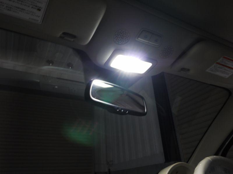 アバルト500 LEDルームランプ