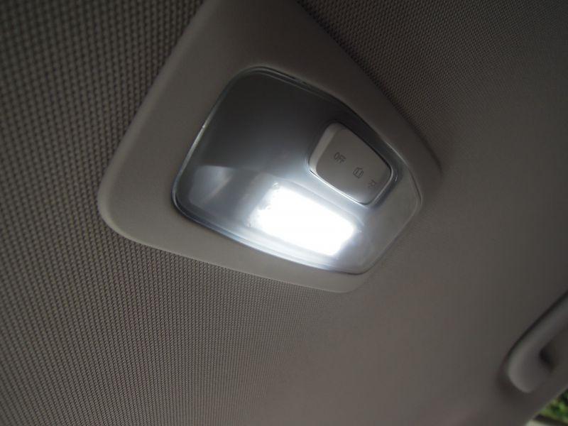画像1: TEZZO LED ルームランプキット for フィアット500X 《16.08.20 更新》 (1)