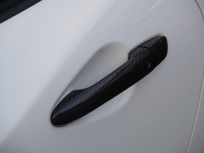 画像1: TEZZO STYLE ドライカーボンドアノブカバー for アバルト124スパイダー(20.03.26 更新) (1)