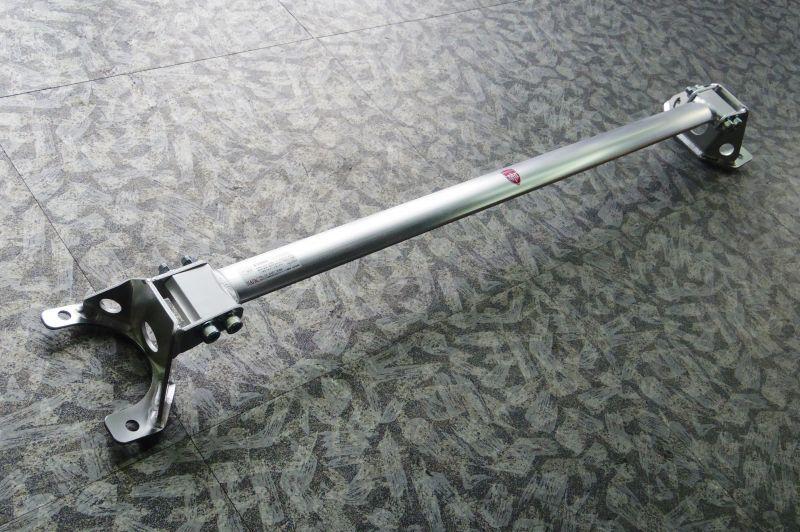 画像1: TEZZO BASEアルミストラットタワーバー リアforアバルト124スパイダー(180606更新) (1)
