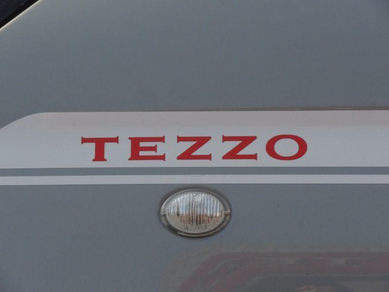画像1: TEZZOカッティングステッカー150mm×18mm【20.04.07更新】 (1)
