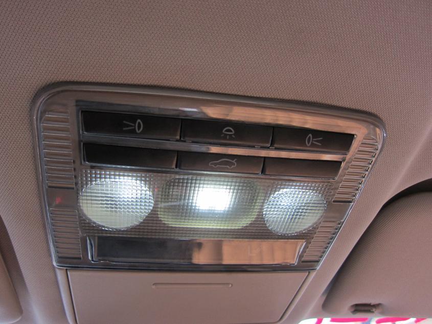 画像1: TEZZO LEDルームランプキット Ver.2 for 159  《15.09.17 更新》 (1)