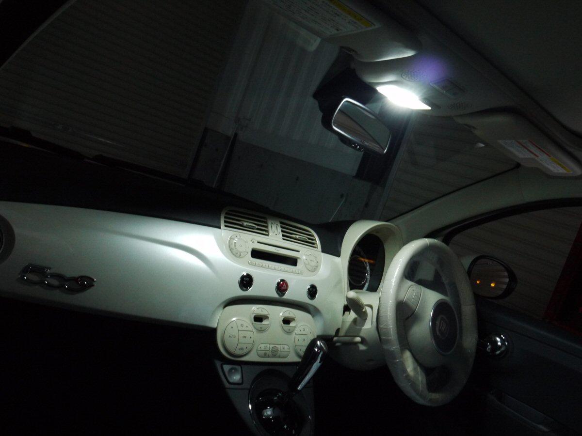 画像1: TEZZO 16LEDルームランプ for FIAT PANDA (14.04.13 更新) (1)